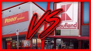 KAUFLAND VS. PENNY MARKET !!
