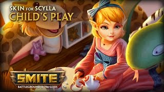 New Skin for Scylla - Child