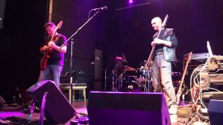 Stick Men - The Firebird Suite part 1 - 4 (King Crimson Festival, club Kosmonavt, Spb, 28.05.2012)