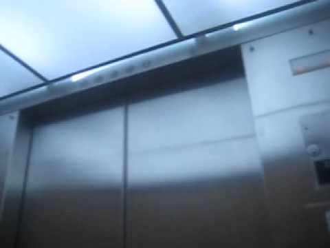 Westinghouse Hydraulic D Elevators @ Madison Area Technical College Traux Campus
