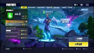 PS4 FORTNITE (STACKED ACCOUNT) GIVEAWAY!!!!