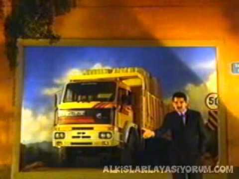 İbrahim Tatlıses -bence  BMC Reklamı