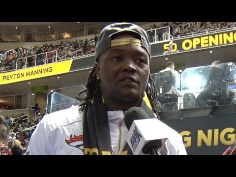 "Danny Trevathan - ""Don't be afraid to be great"""