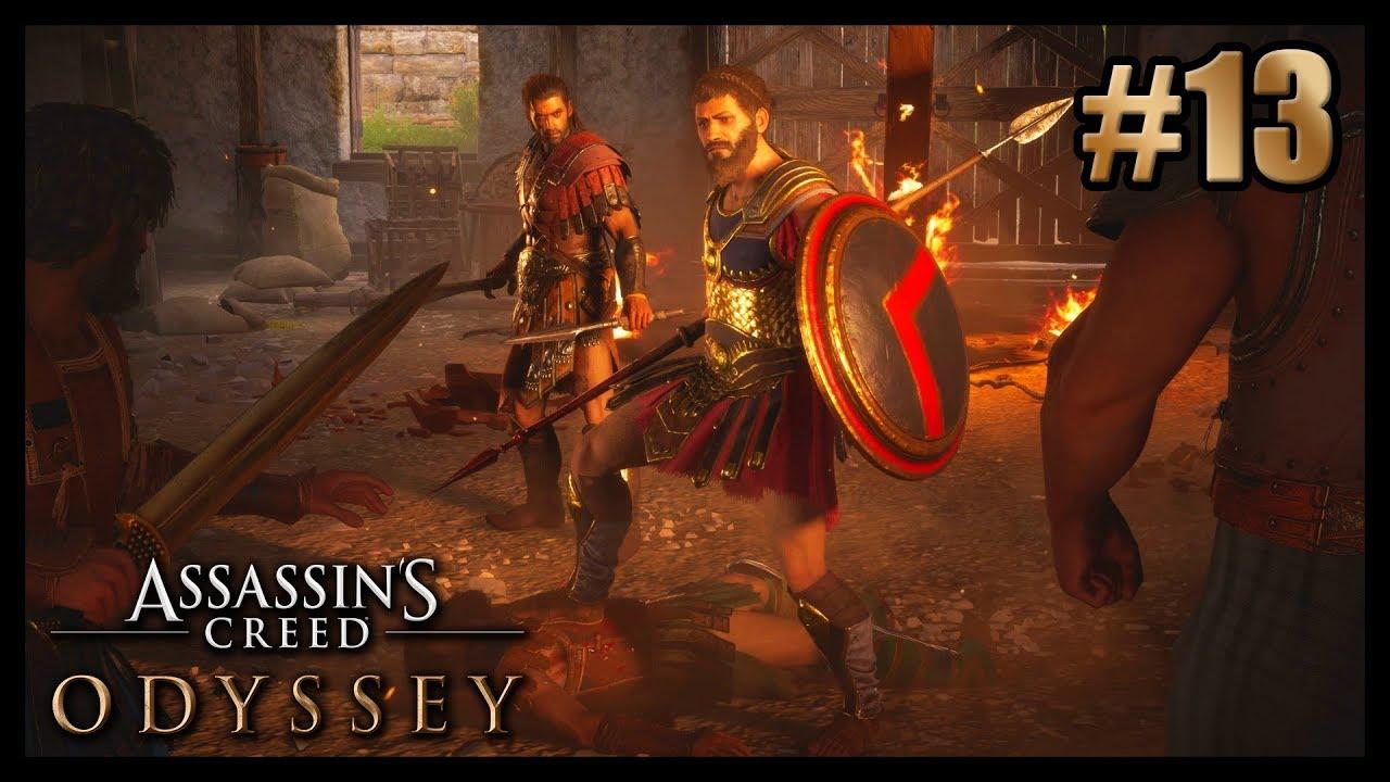 ENNEMI COMMUN (Assassin's Creed Odyssey #13) [FR]