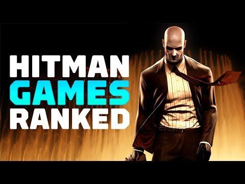 Ranking The Best Hitman Games
