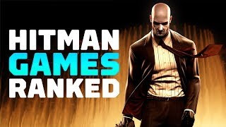 Ranking the Best Hitman Games