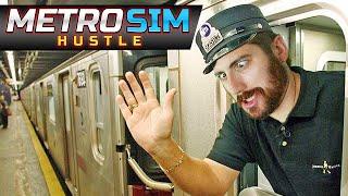 High Speed Fail - Metro Sim Hustle Gameplay