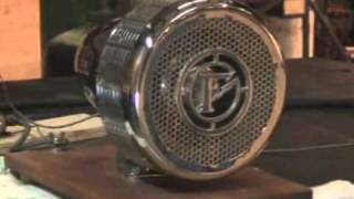 sirena de bombero Federal Q2A