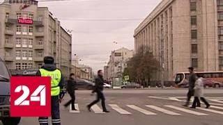 Высокопоставленный сотрудник ГАИ Москвы задержан при получении взятки в 2,3 млн рублей