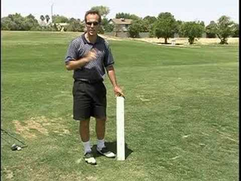 Golf Terms : Golf: Out of Bounds Stroke & Distance Penalty