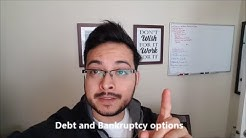 Simple Bankruptcy Explanation