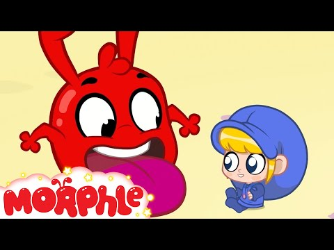 Mila Is a BABY! - My Magic Pet Morphle | Cartoons For Kids | Morphle TV |