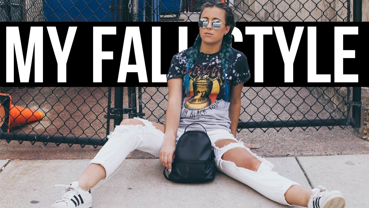 [VIDEO] - My Fall Style. // A Fashion Lookbook 7