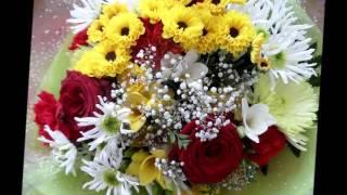 Все  цветы для тебя!(Я подарю тебе букет Из тёплых ,,нежных поцелуев, Что лаской затмевают свет И так изысканно волнуют. Я подарю..., 2016-02-04T04:03:20.000Z)