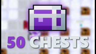 RotMG | Opening 50 Tinkerer Chests