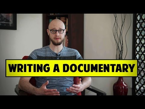A Writer's Guide To Making A Documentary - Stuart Paul