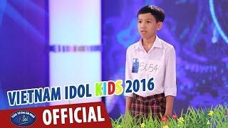 vietnam idol kids - than tuong am nhac nhi 2016 - hello