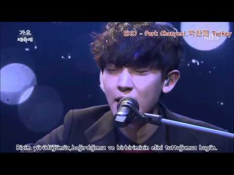 [TR Altyazılı] Chanyeol Soundcloud güncellemesi ''듣는편지''