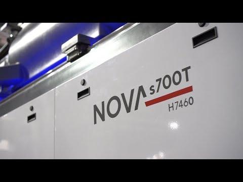 NOVA s at PLAST 2018