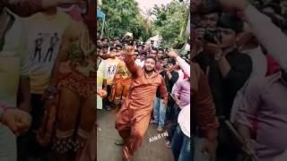 2017 Akhil Pailwan Anna Dance at  Ram Nagar Bonalu