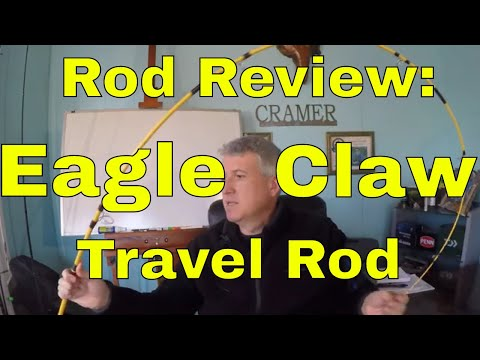Rod Review: Eagle Claw