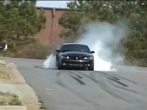 Supercharged Mustang Cobra 517hp - A MUST SEE!!! O_O
