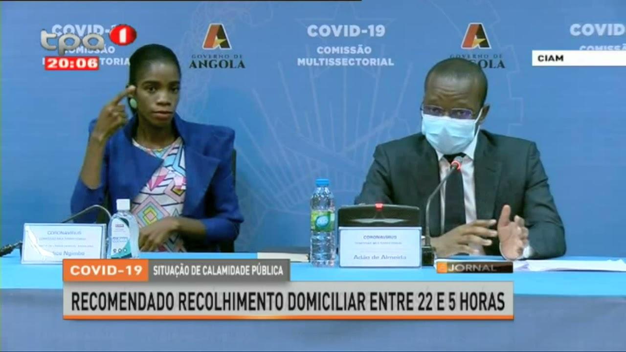 Download Covid-19 : Governo toma novas medidas para travar aumento de casos no país