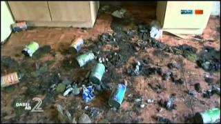 aktion tier: Tote Tiere in verlassener Messiewohnung - TV-Mitschnitt MDR