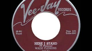 1958 Wade Flemons - Here I Stand
