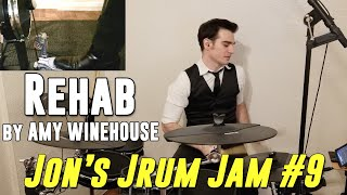 Rehab - Amy Winehouse - Drum Cover