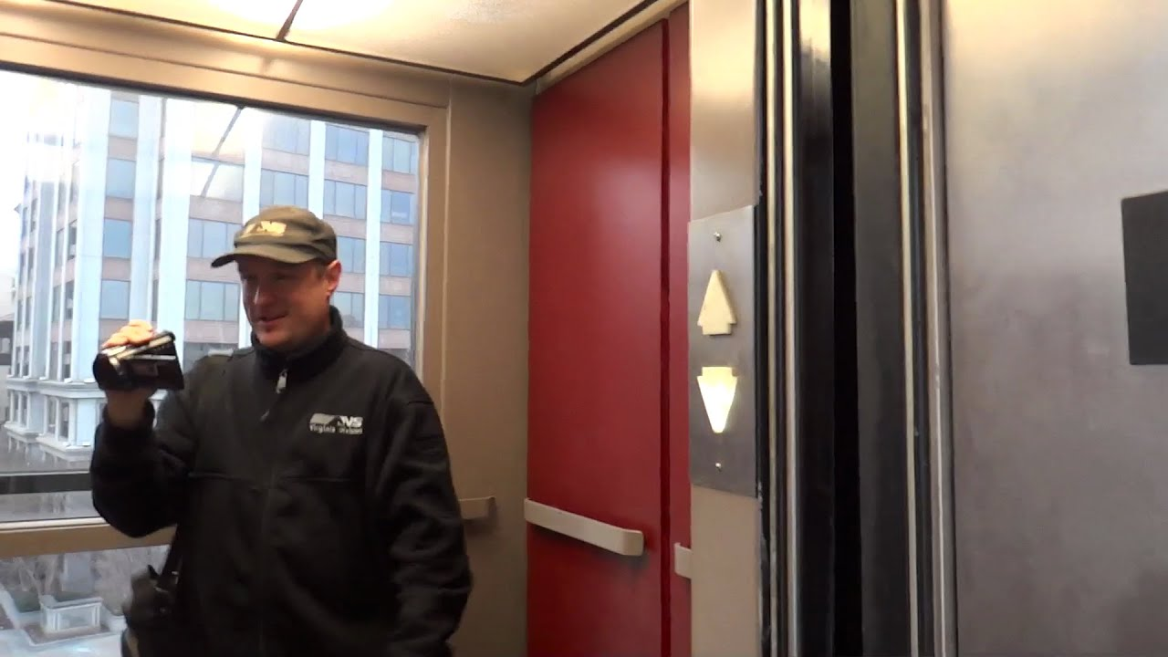 Riding The Elmwood Parking Garage Elevator With Dieselducy
