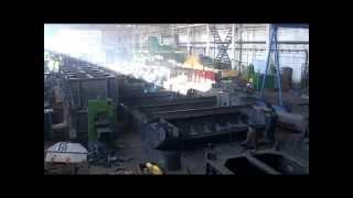 Первая на Севере линия по производству шламовых контейнеров (импортозамещение)(