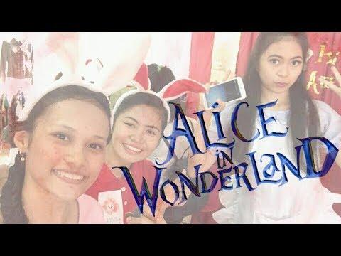 Alice in Wonderland Inspired Thrift Shop