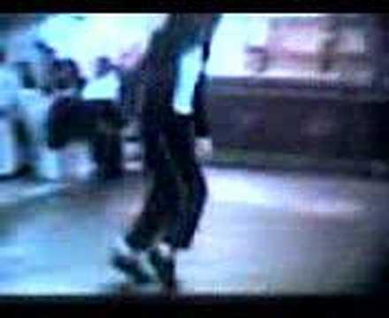 Richard Jackson Moonwalk
