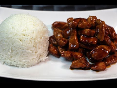 How To Make Bourbon Chicken - Bourbon Chicken Recipe