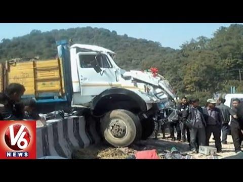 16 Dead As Truck Roll Over In West Khasi Hills | Meghalaya | V6News