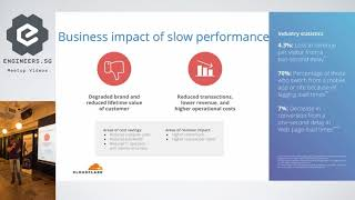 Improve Performance of your Web Assets - Web Performance Singapore #2