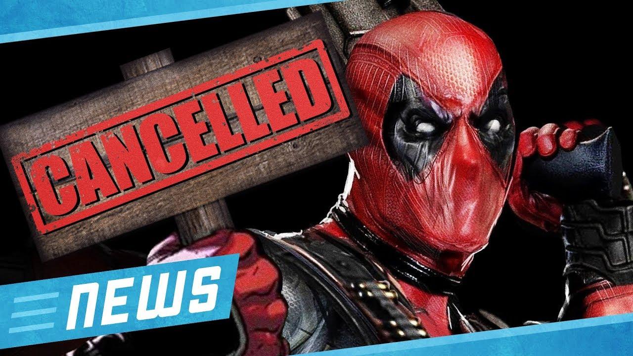 Deadpool ist gecancelt - FLIPPS News