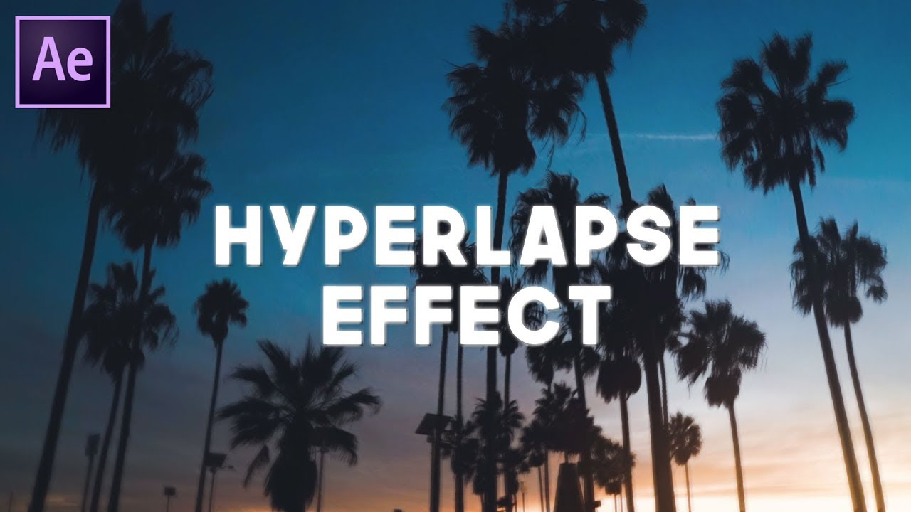 how to make a hyperlapse