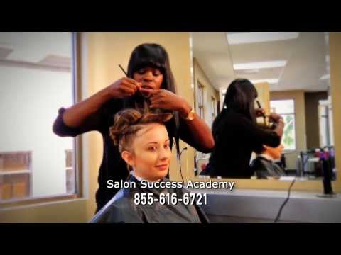 Cosmetology Training At Salon Success Academy In The Inland Empire