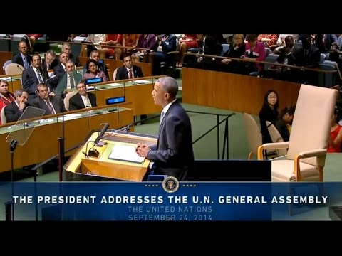 Obama to U.N | United States Constitution is