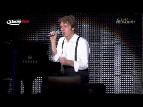 Paul McCartney - My Love (Legendado BR) Ao vivo São Paulo - 2010)