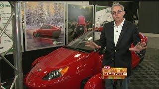 A Fully Cusomizable Vehicle from Elio Motors