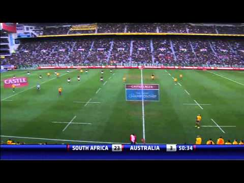 Australia vs South Africa Game 2 2013 Highlights