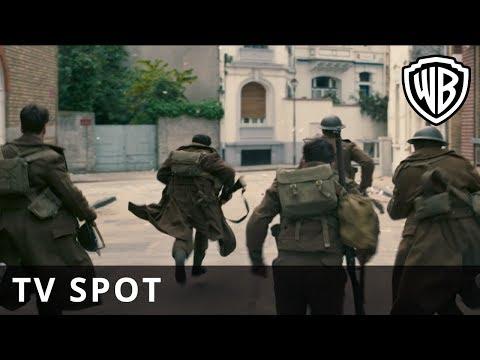 Dunkirk - Never Surrender :60 TV Spot - Warner Bros. UK
