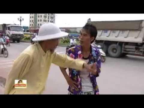 Hài Thầy ra phố. Phim hài Vượng Râu,Hiệp Vịt Tập 1 (14:00 )