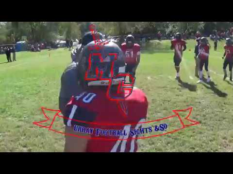 MacMurray College Football Sights and Sounds vs Iowa Wesleyan University