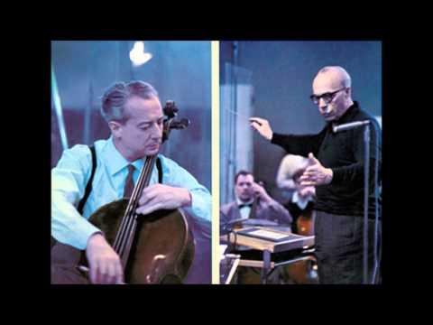 "Richard Strauss ""Don Quixote"" Szell/Fournier 1964"