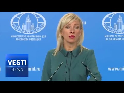 Powerful Putdown: Maria Zakharova Buries Salisbury Accusations Once and For All