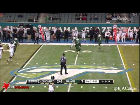 Lorenzo Doss vs. Cincinnati (2014)